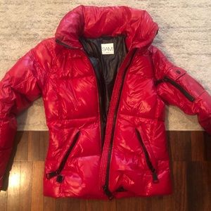💯 Authentic like new SAM Freestyle down jacket